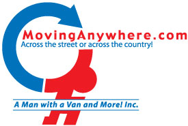 A Man With a Van and More logo
